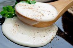 как готовить соус бешамель