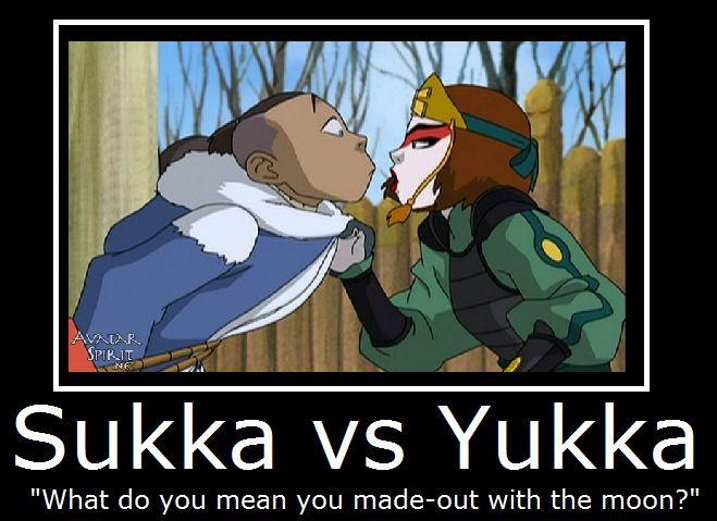 Sukka vs Yukka