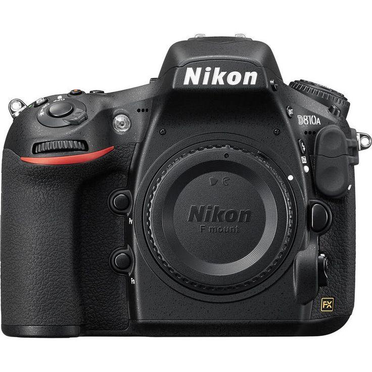 Nikon D810A Digital SLR Camera Body