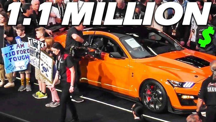 2020 Ford Shelby Gt500 Barrett Jackson Spesification di 2020