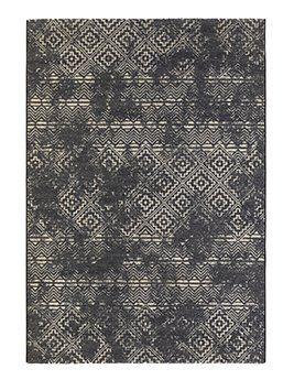 Tapis Souka Motif Geometrique Efface Tapis Tapis Ethnique Tapis D Entree