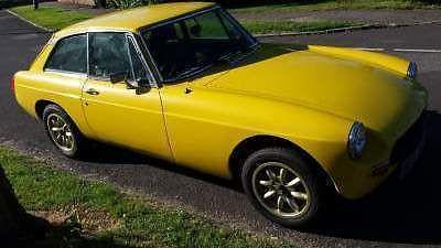 eBay: MGB GT 1979