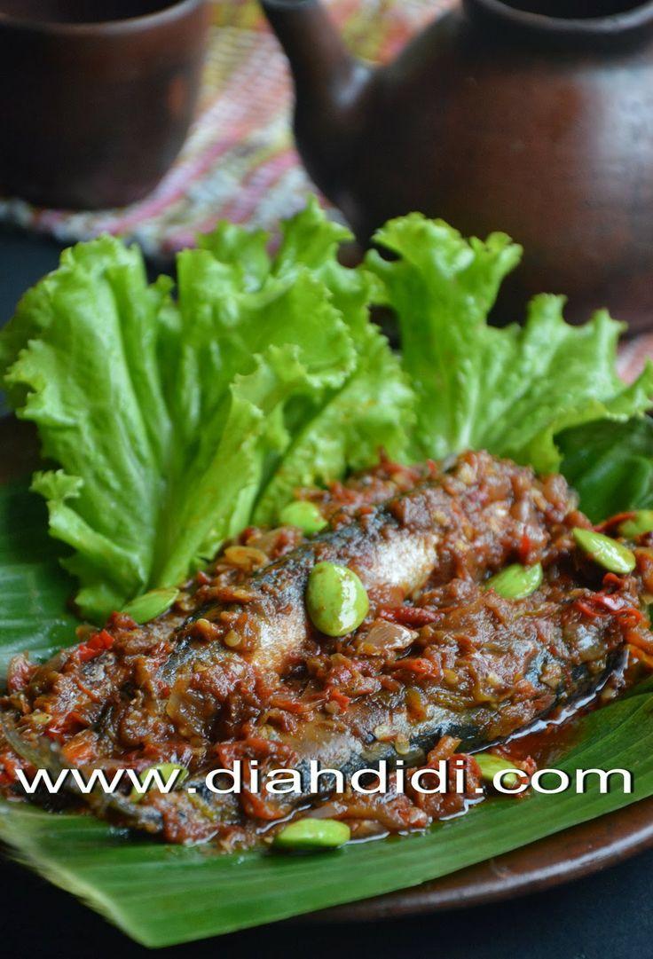 Ikan Pindang Sambal Tomat | food | Pinterest