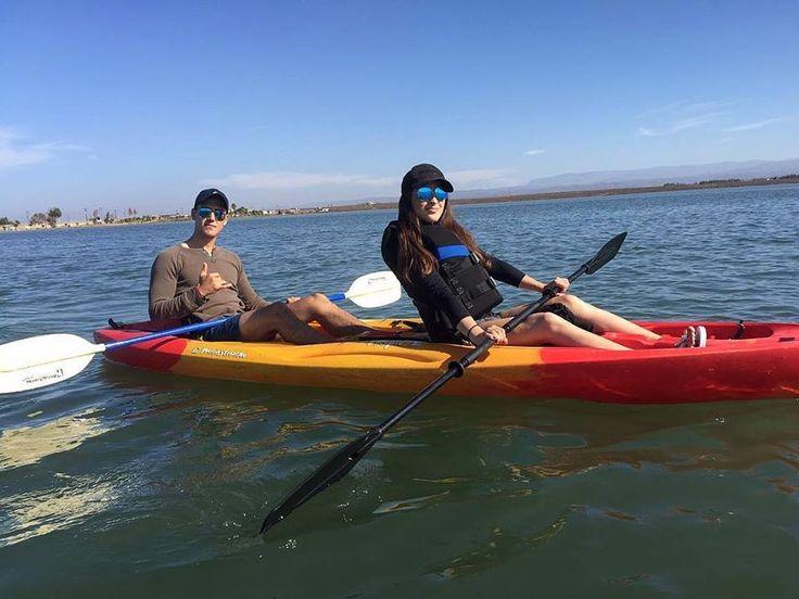 ¡Explora la bahía en kayak! ¡Te esperamos en #SanQuintin #BajaCalifornia! #DescubreBC #DiscoverBaja #EnjoyBaja #DisfrutaBC #Playa #Beach #Baja #BC #Adventure #Aventura #DescubreElTesoro #ViveSanQuintín #Amigos #Friends #Turismo #Tourism #BajaMexico #México #EnjoyMexico #DiscoverMexico Inicia tu aventura visitando: www.visitasanquintin.com  (Aventura de verocastanedaa)