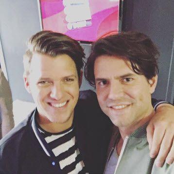Simon en Kees