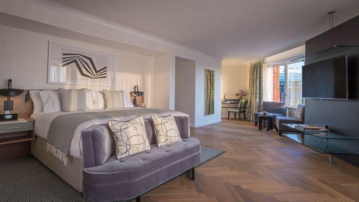 Conrad Dublin Hotel, IE - Presidental Suite Bedroom