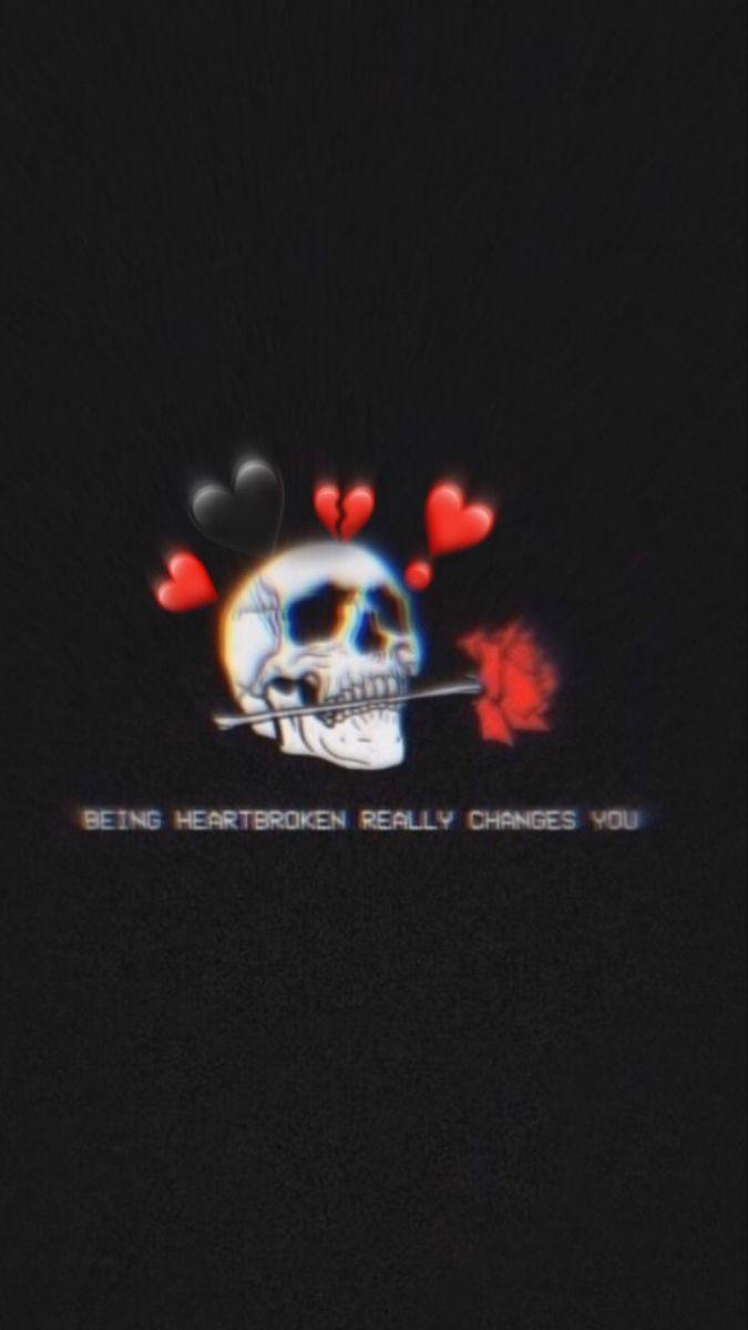 Grunge Aesthetic Wallpaper Broken Heart Wallpaper Broken Heart Art Wallpaper Heart Broken