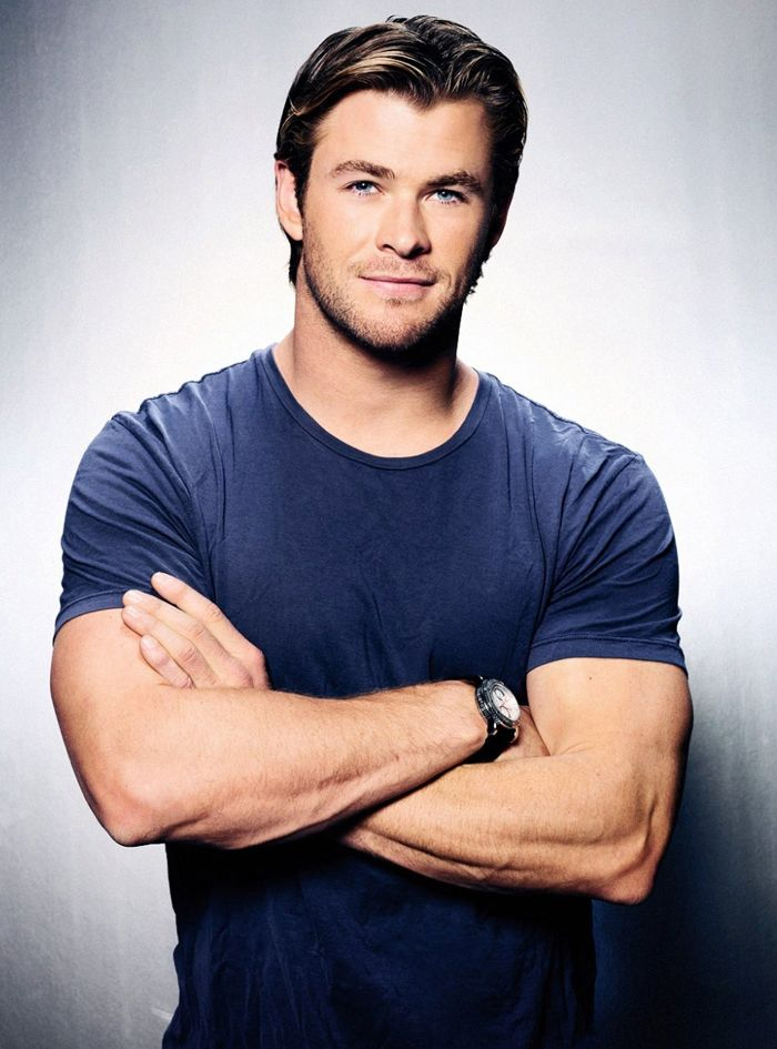 Chris Hemsworth Health, Fitness, Height, Weight, Chest ...