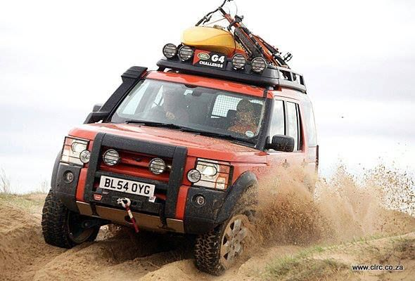 Land Rover G4 Discovery