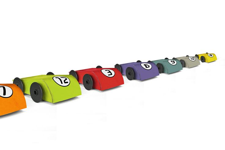Cardboard Toy Car  100% recycled aquapotabile.com