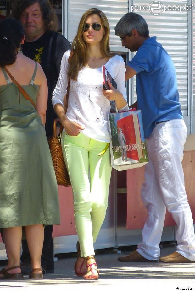 Pantalones verde limon, los amo