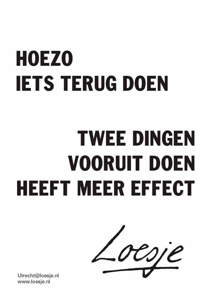 @Loesje