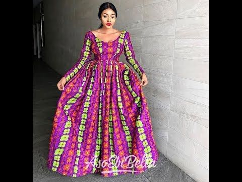 2019 Latest African Dresses Styles Collections Of Long Ankara Asoe Unique Maxi Dresses Maxi Dress African Fashion Dresses