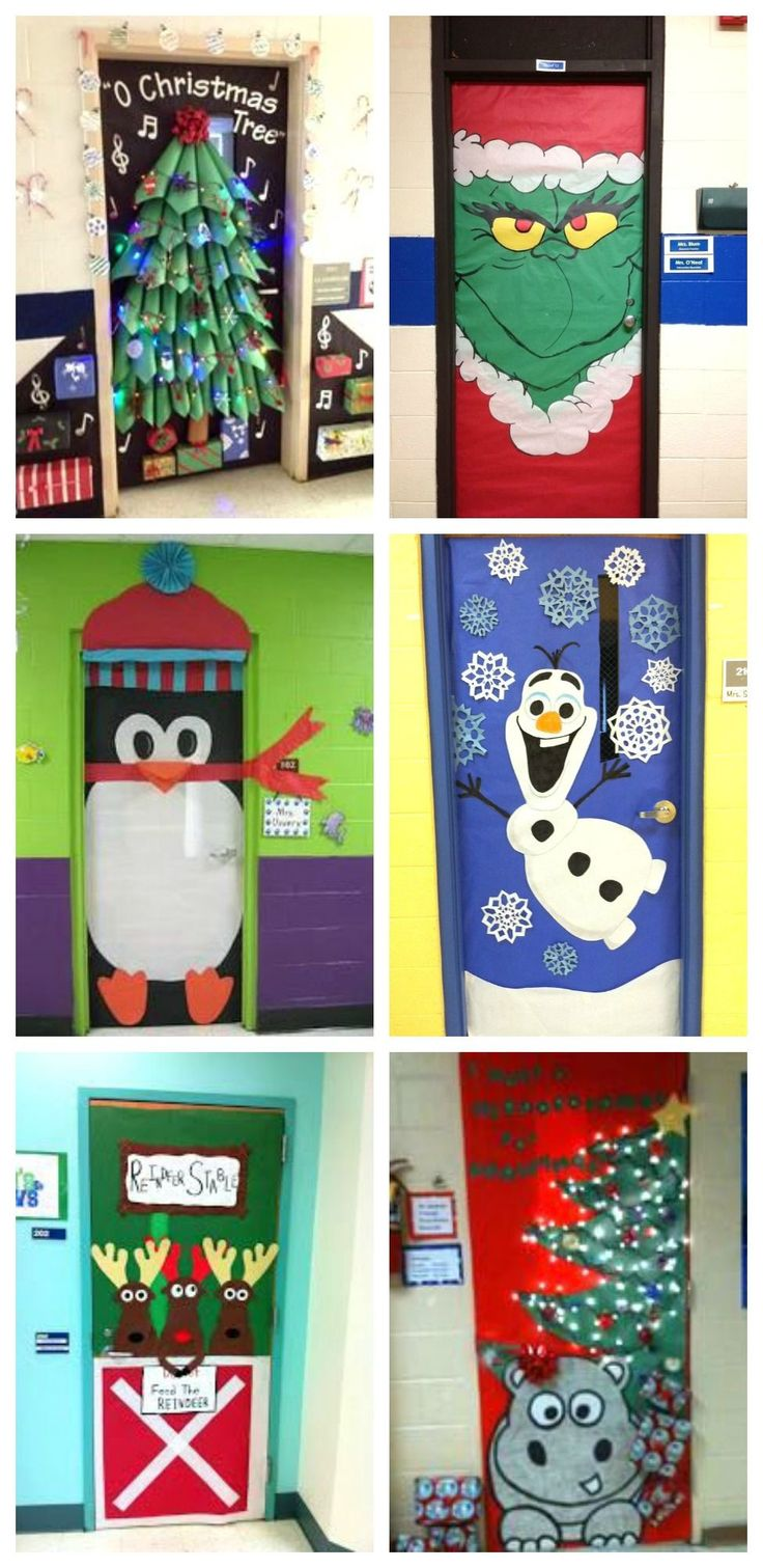 Quirky Classroom Ideas : Best school christmas classroom decor images on