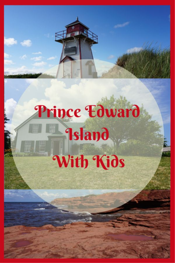 Family-friendly options for visitors to Prince Edward Island's Cavendish region.