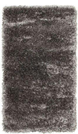 Berber Shaggy - Grå teppe 80x150