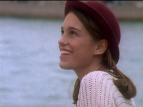Amy Jo Johnson in Mighty Morphin Power Rangers (1993)