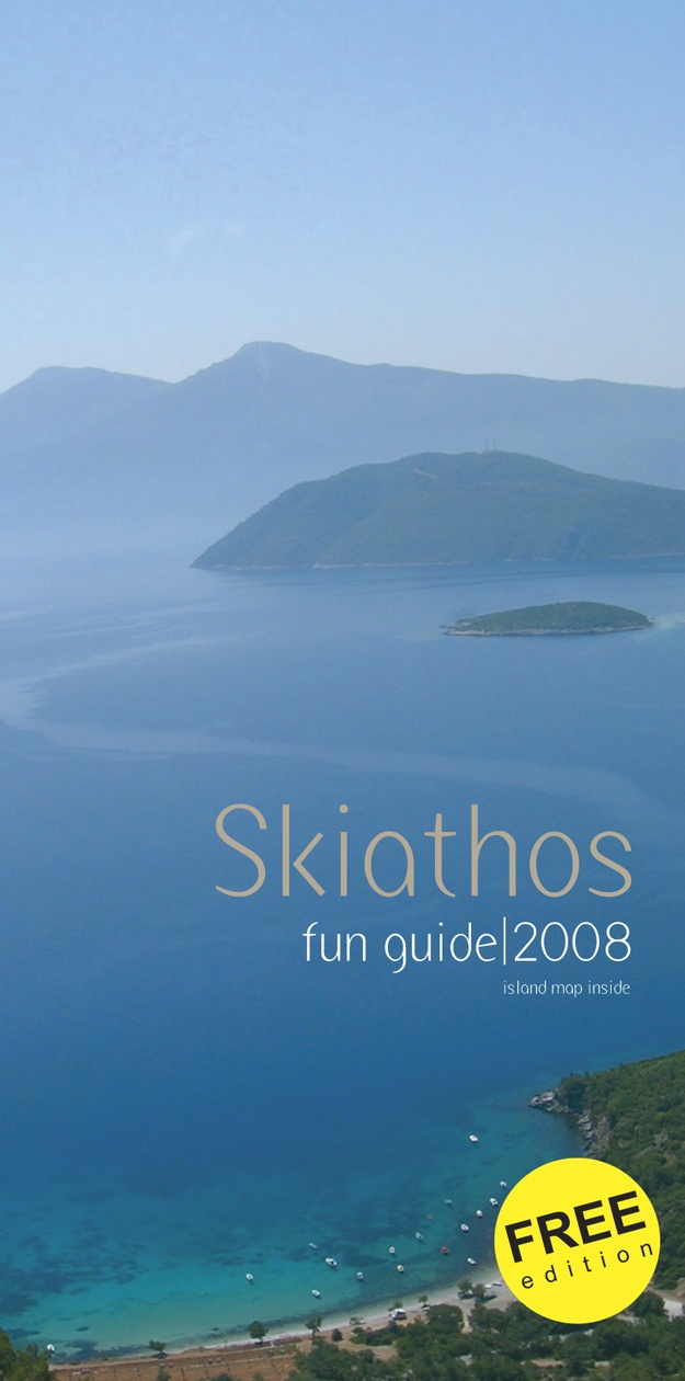 Tourist guide cover