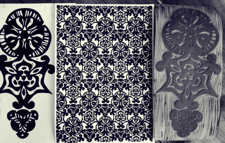 52 Weeks Of Creativity Week 7 'iho' inner core Copyright Georgia Barber