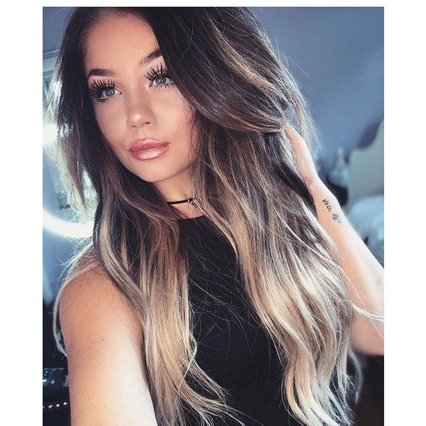 Instagram   Clip-In Hair Extensions   Professional Hair Styling Tools... ❤ liked on Polyvore featuring beauty products, haircare and hair styling tools