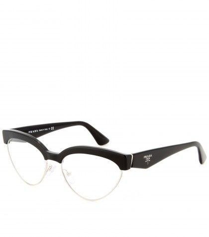 e7c91207a78 Prada - Cat-eye optical glasses - mytheresa.com GmbH