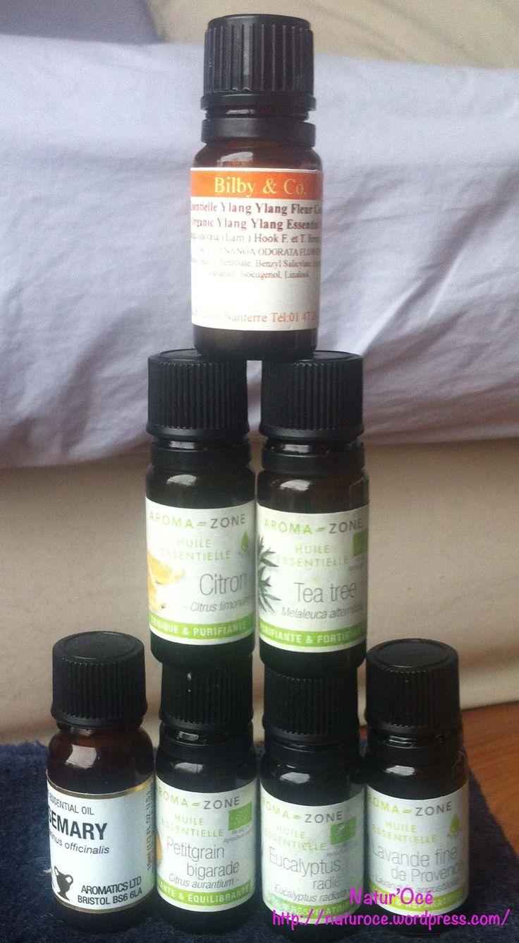 Aujourd'hui un article qui liste les huiles essentielles à utiliser selon votre type de cuir chevelu et de cheveux. je vous invite à lire les Précautions d'emploi des Huiles Essentielles. Pour régu...