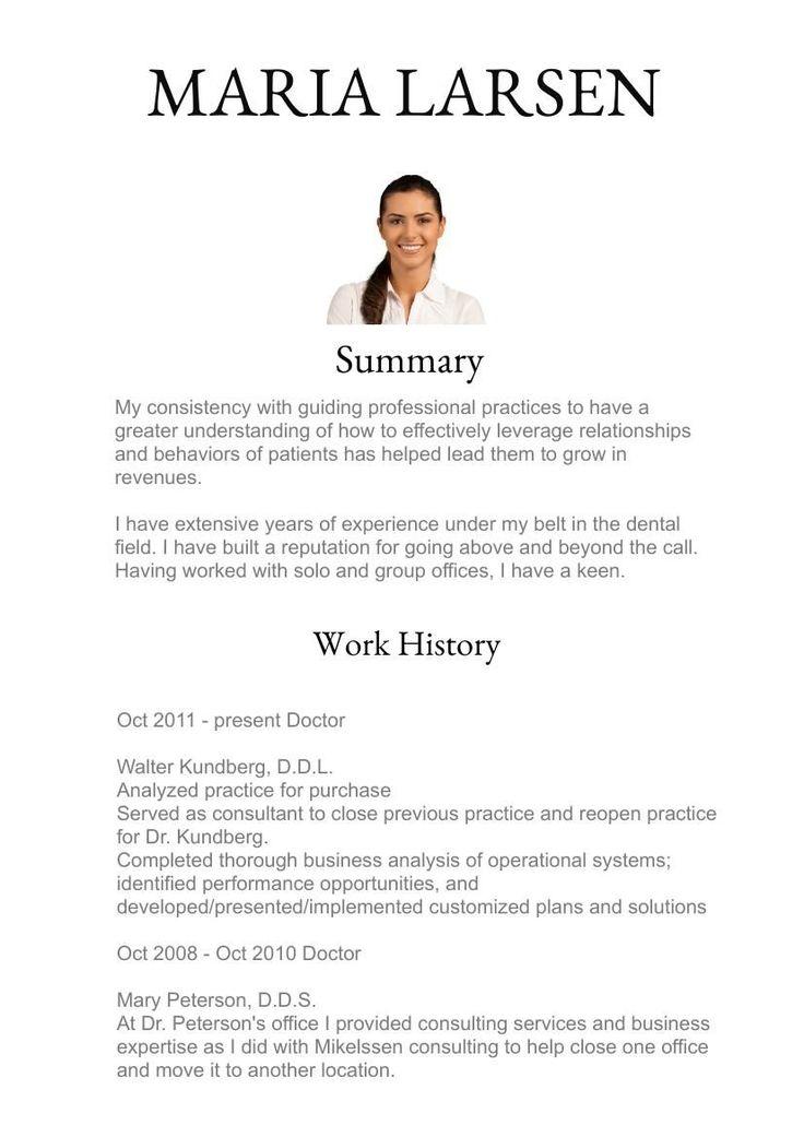 Registered Nurse Resume Template Nursing resume template
