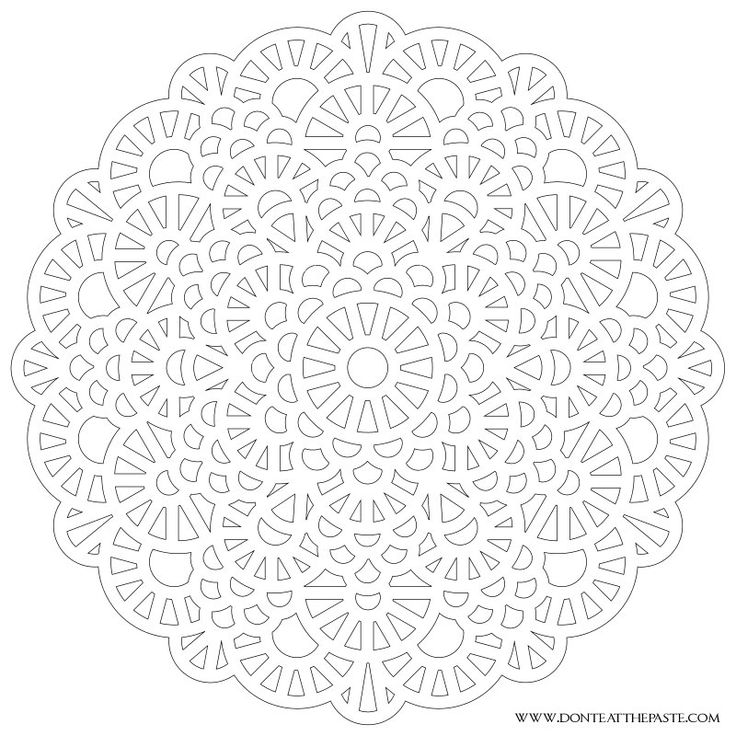 2375 best images on pinterest templates embroidery designs crochet inspired mandala ccuart Gallery