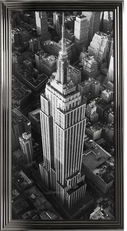 Schilderij Empire State Building | Rofra Home