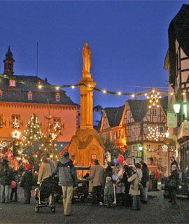 Weihnachtsmarkt Linz am Rhein