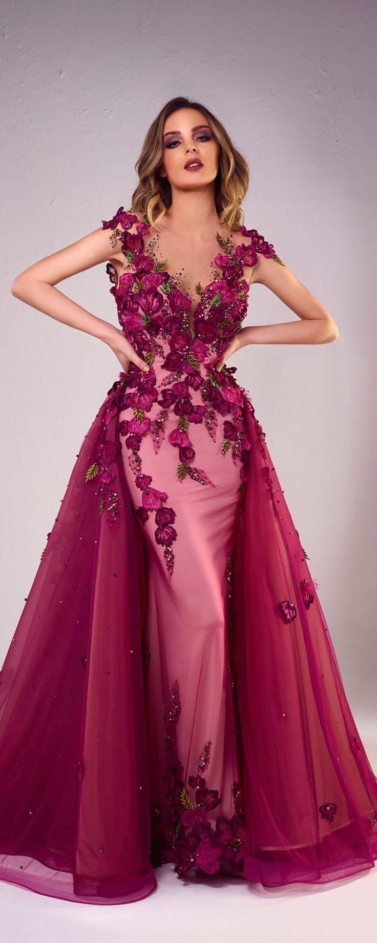 Tony Chaaya Collection 2018 – Haute couture – Benaceur