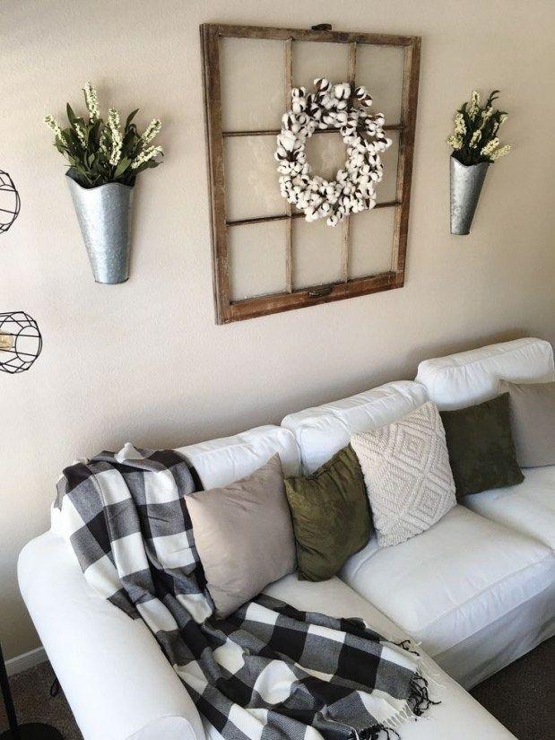 96 Amazing Rustic Apartment Living Room Design Ideas How To Create A Rustic Living Room Farm House Living Room Living Room Decor Rustic Rustic Living Room #rustic #apartment #living #room