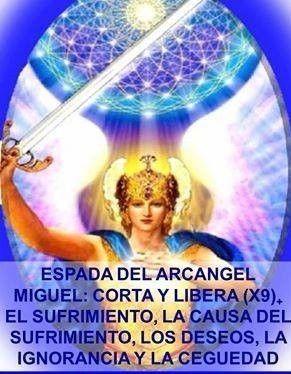 En Nombre de DIOS, en nombre de Arcángel Miguel pido que todo trabajo energético…