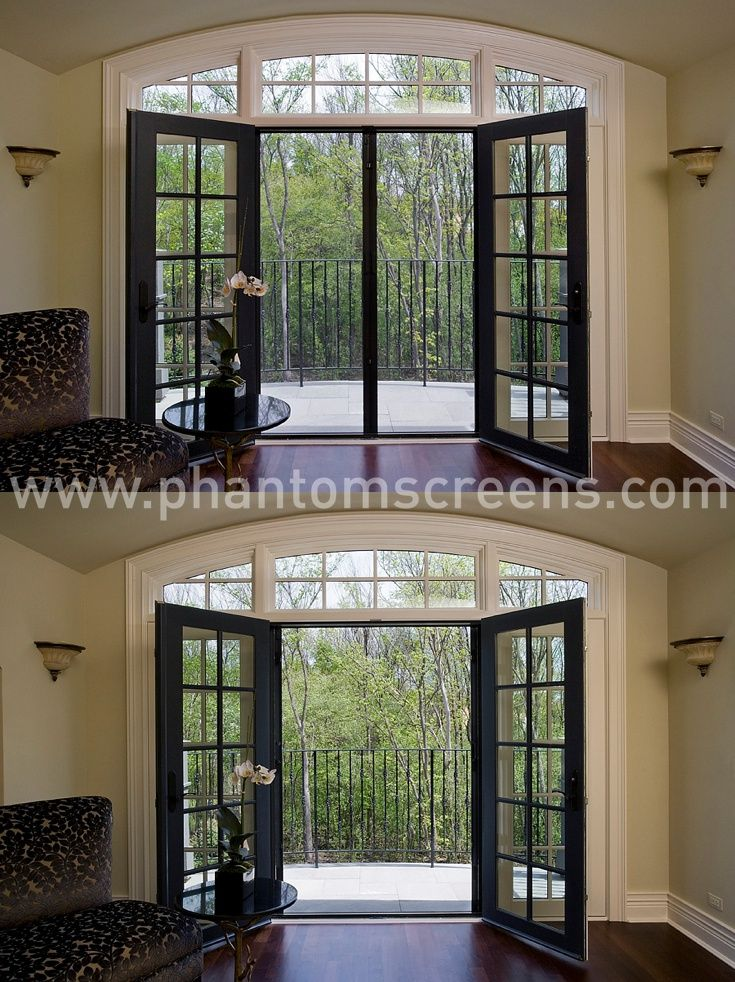 Retractable Door Screens for French, Entry, and Sliding Doors - 25+ Best Ideas About Screens For French Doors On Pinterest