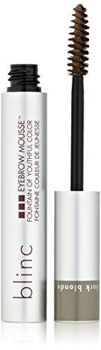 Special Offers - Cheap Blinc Eyebrow Mousse Dark Blonde .14-Ounce Tube - In stock & Free Shipping. You can save more money! Check It (November 29 2016 at 05:54AM) >> http://beautymakeup4me.com/cheap-blinc-eyebrow-mousse-dark-blonde-14-ounce-tube/