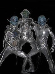 Костюмы пришельцев фото