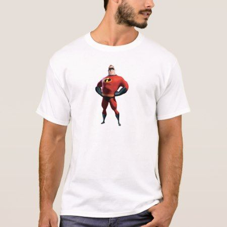 Mr. Incredible Disney T-Shirt - tap, personalize, buy right now!