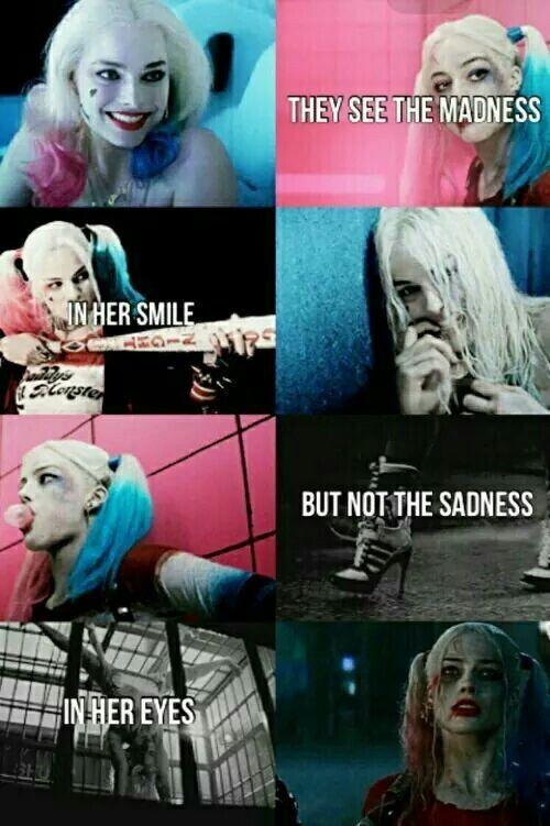 ~Harley Quinn~                                                                                                                                                     More