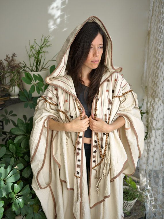 Moroccan style coat, love it.