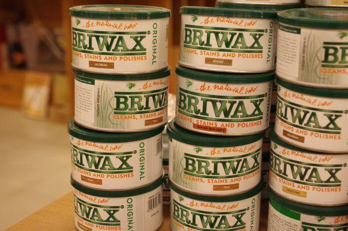 ブライワックス&ウッドダイの分かりやすい色見本 | DIY FACTORY COLUMN