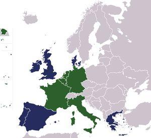 EEC - European Economic Community