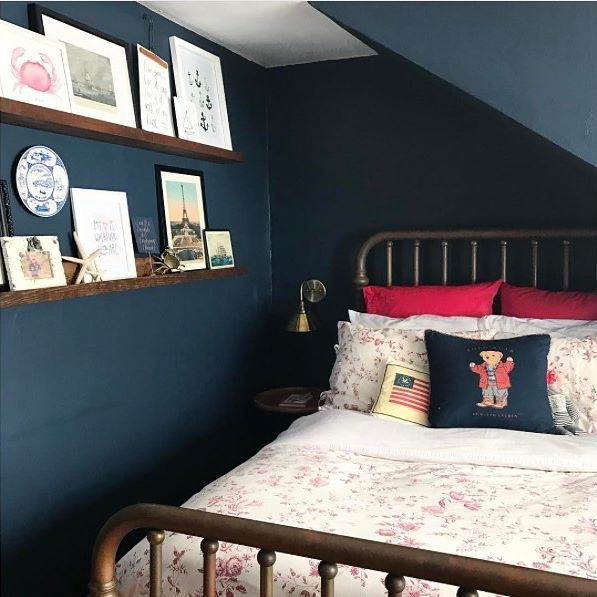 Set The Mood To Any Room With Hale Navy HC-154. This