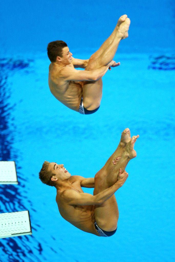 Kristian Ipsen & Troy Dumais - Olympics Day 5 - Diving - Zimbio