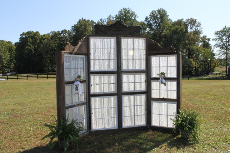 A beautiful window wall...creates a beautiful backdrop for a wedding ceremony or cutting the cake,,,Contact ltj6262@comcast.net for rental information.