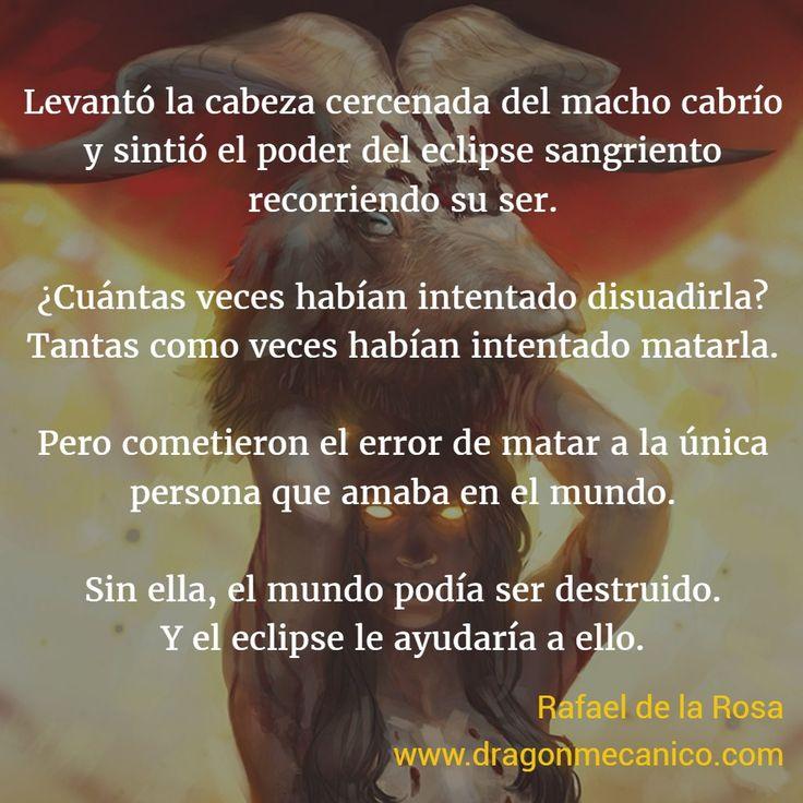 """Rafael de la Rosa en Twitter: """"El poder de la conjunción astral se puede concentrar en una sola persona con el ritual adecuado. #CuentosMecánicos (Imagen de @juliedillon) https://t.co/bfg6oJkGJw"""""""