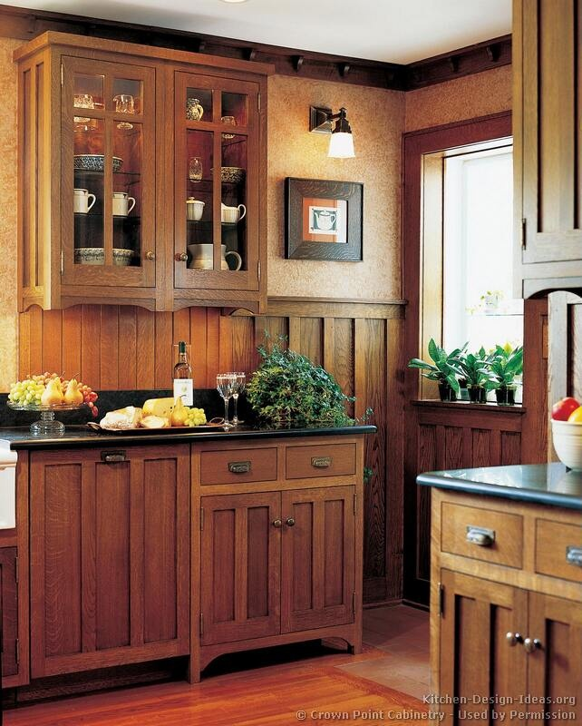 Mission Style Kitchen Cabinet Doors: 179 Best Craftsman Style Kitchens Images On Pinterest