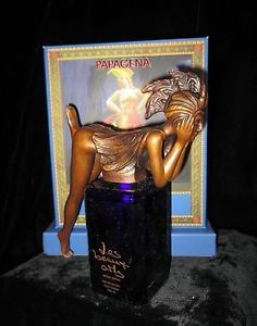 Les Beaux Arts Papagena Ernst Fuchs Signed Limited Edition Perfume Bronze No 9 | eBay