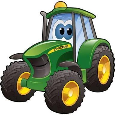Resultado de imagen para tarjetas de tractor para imprimir