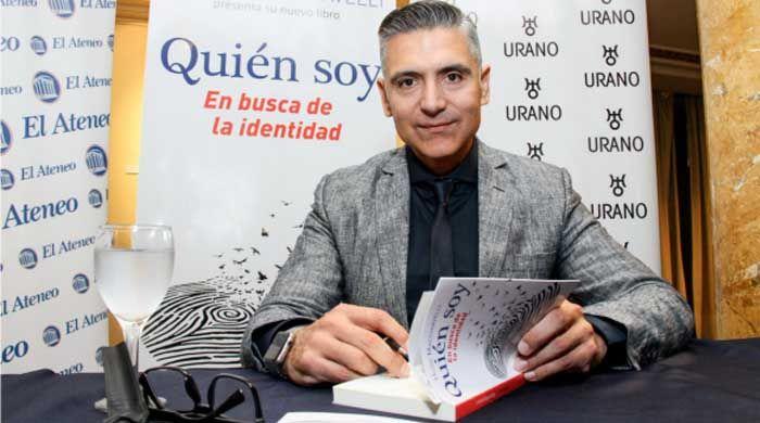 El periodista Hugo Macchiavelli, en Bahía: presenta su libro