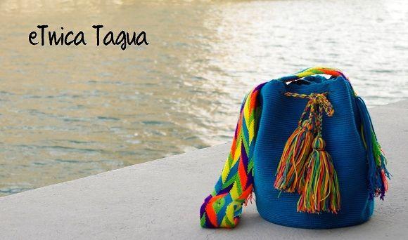 Mochila Wayuu Artisanat de la Colombie - ask for the price !!!